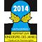 Nominiert zum Kinderspiel des Jahres 2014