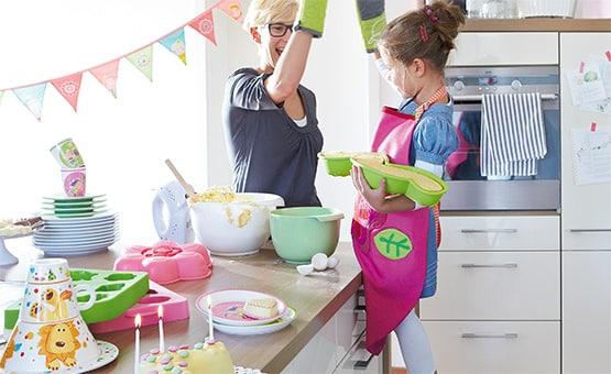 ¿Por qué aumentan de tamaño los pasteles en el horno?