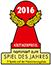 Nominiert zum Spiel des Jahres 2016