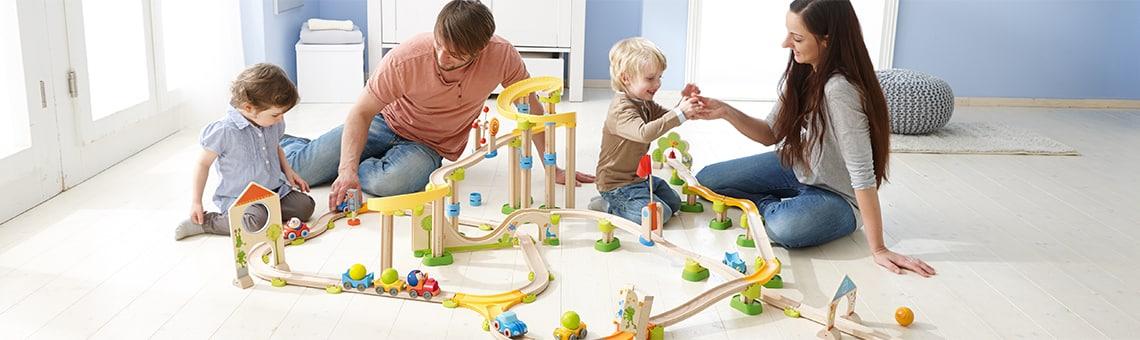 Kullerbü Play World | HABA - Uitvindingen voor kinderen