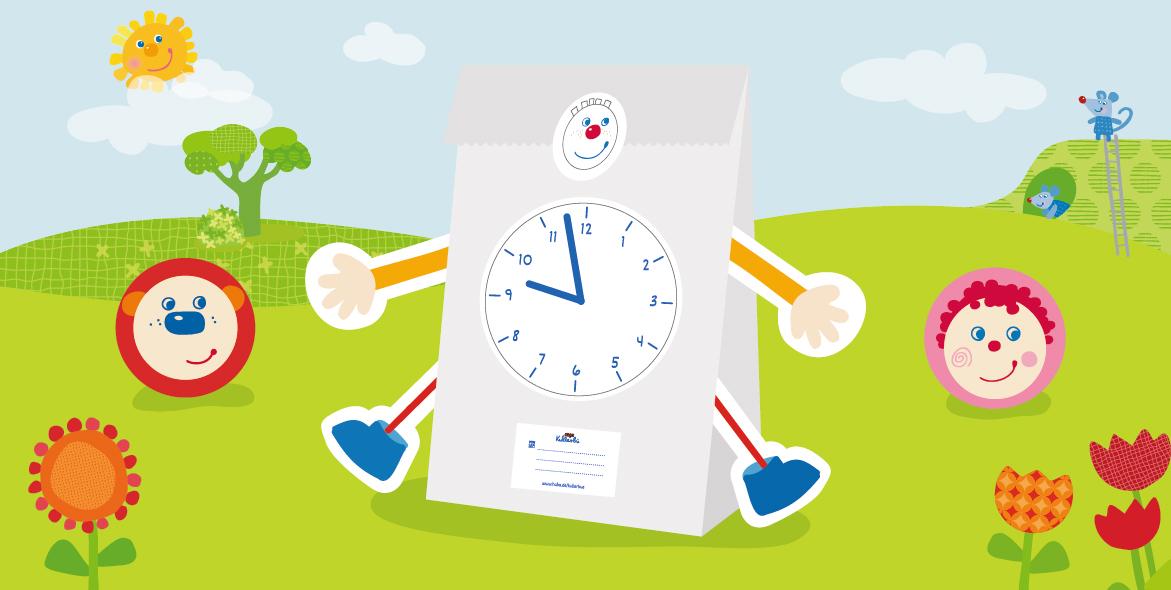 Kullerbü-Countdown-Bags: Wartezeit spielerisch verkürzen