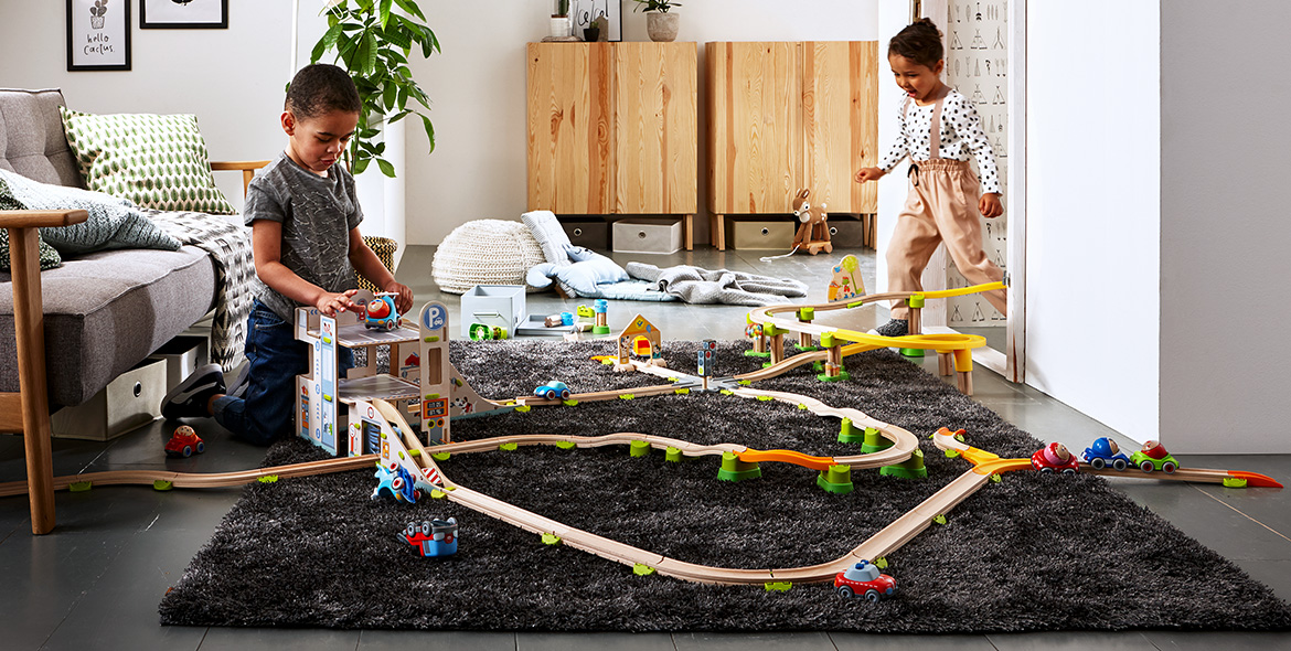 Kullerbü: one play system, thousands of play options