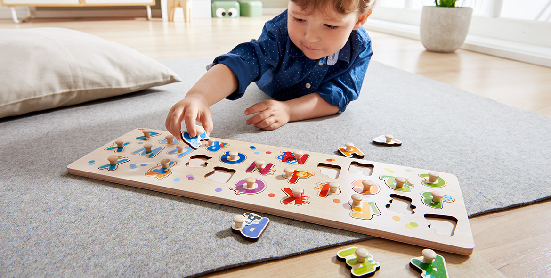 Puzzlespaß für Klein und Groß