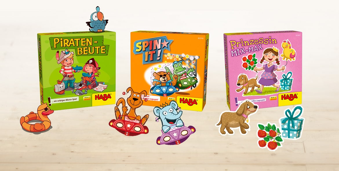 Discover the HABA range of Pixie Gifts now!