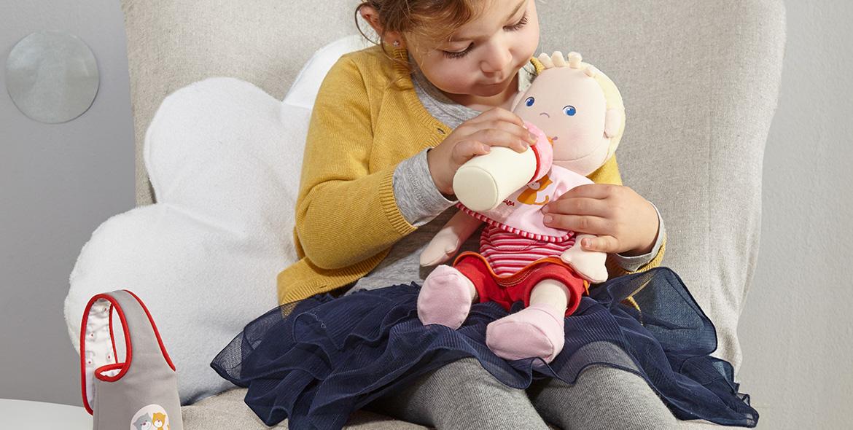Tout pour les petits parents de poupées!