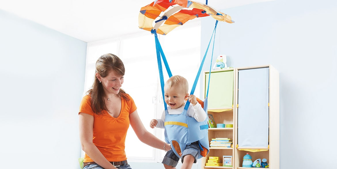 Fun in the air: Airy-fairy Baby Swing now only €69.00* instead of €119.00