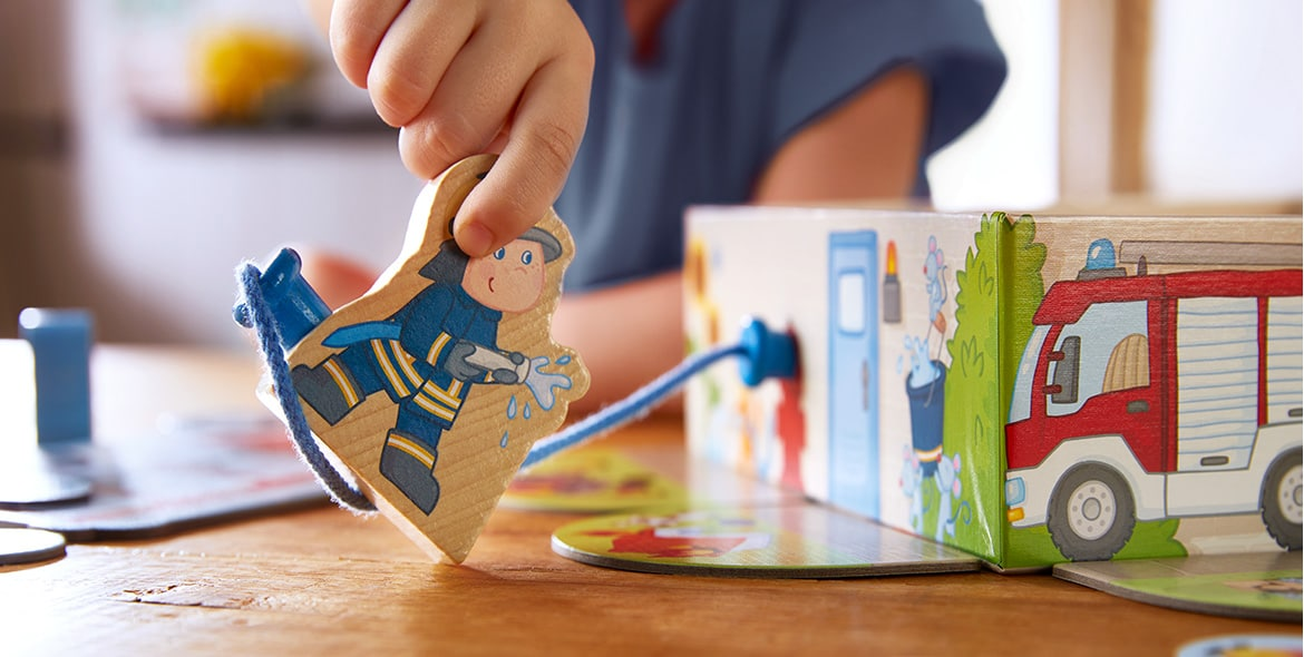 Fun and early learning in one – the HABA series My Very First Games