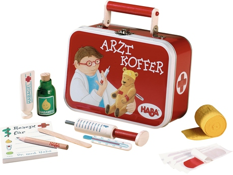 Doctor's suitcase