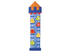 Messlatte Turm