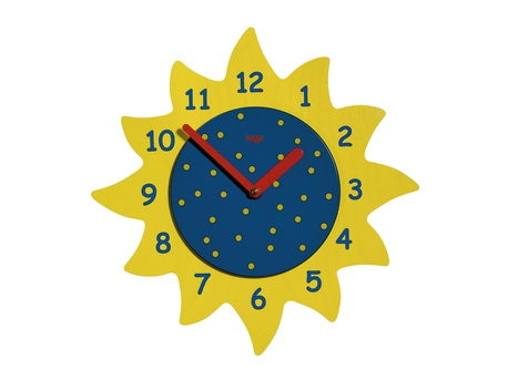 Wall clock Early