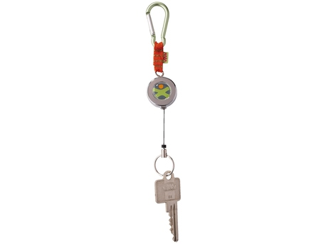 Key ring retractable