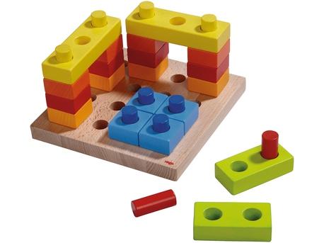 Pegging Game Color Fun