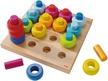 Pegging Game Rainbow Whirls