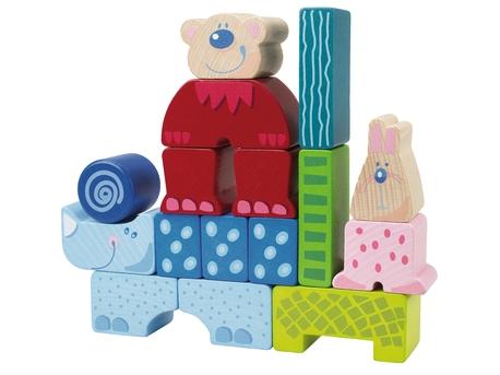 Building blocks Zoolino maxi