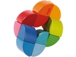 Clutching toy Rainbow Ring