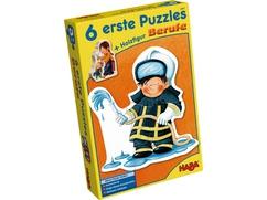 6 erste Puzzles – Berufe