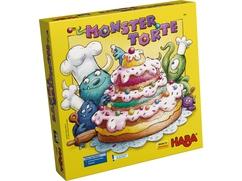 La tarta de los monstruos