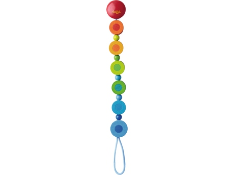 Pacifier Chains Rainbow