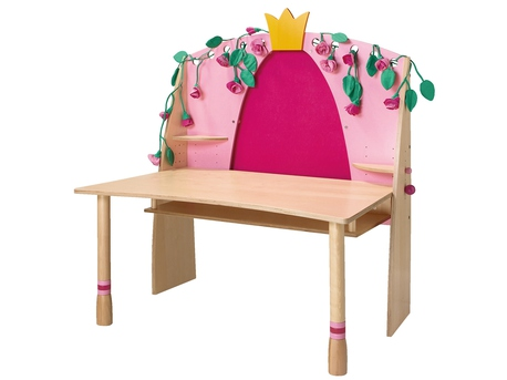 Desk Sleeping Beauty