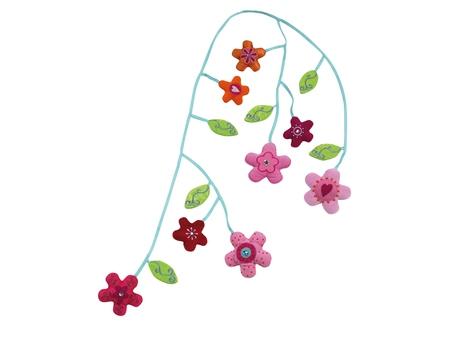 Flower garland Mia