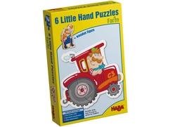 Little Hand Puzzles – Farm