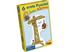 6 erste Puzzles – Baustelle