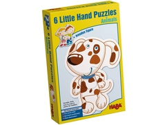 Little Hand Puzzles – Animals