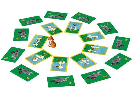 Wiggle Waggle Geese (Card game)