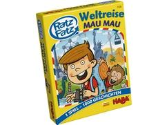 Ratz Fatz Weltreise-Mau Mau