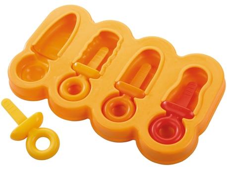 Silicone popsicle tray Magica