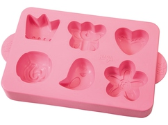 Muffinvormpjes in silicone Prinses