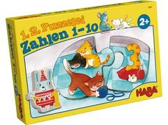 1, 2, Puzzelei – Zahlen 1 - 10