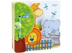 Babybuch Zoofreunde