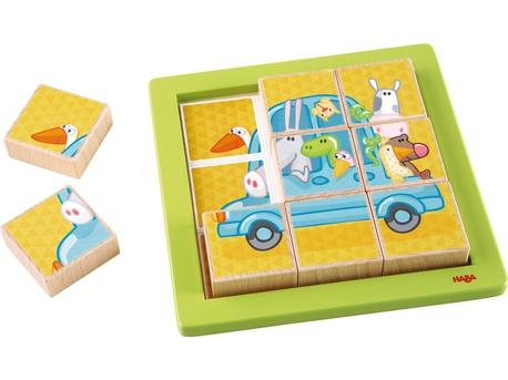 Arranging game Animal Driving