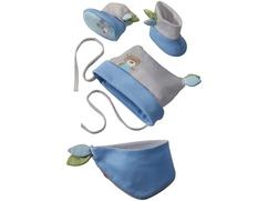 Babyset Kuschelfreunde, blau