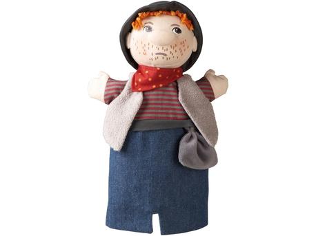 Glove puppet Bandit