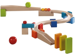 My First Ball Track – Basic Pack Rolling Fun