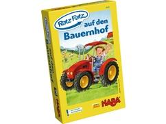 Ratz Fatz auf den Bauernhof
