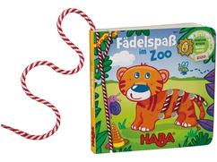Fädelbuch – Fädelspaß im Zoo