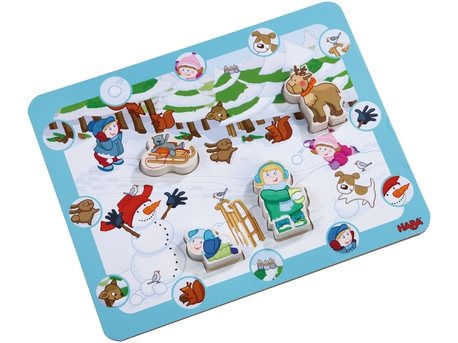 Discovery Puzzle Winter Fun