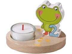 Teelichthalter 2. Geburtstag