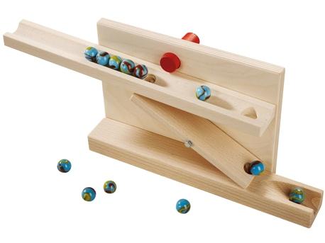 Tilting Clatter Track