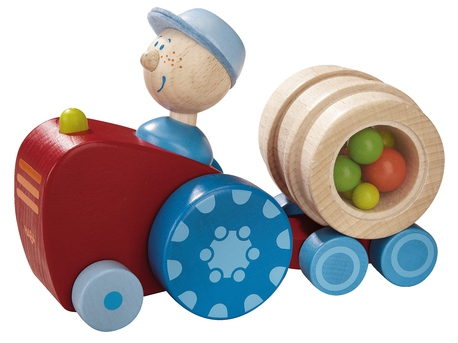 Pushing vehicle Tony Tractor