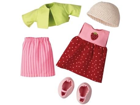 Dress set Strawberry