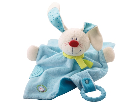 Cuddly Bunny Hugo