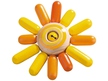 Clutching toy Sunni