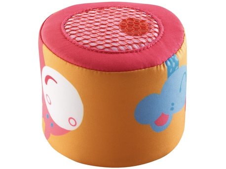 Fabric construction blocks Miracle Rollers