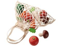 Einkaufsnetz Gemüse