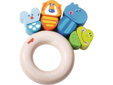 Clutching toy Jungle Caboodle