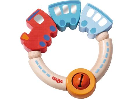 Clutching toy Jingle Train